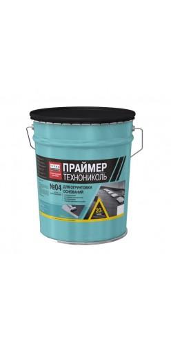 Праймер битумный готовый (16 кг) поддон 48 шт